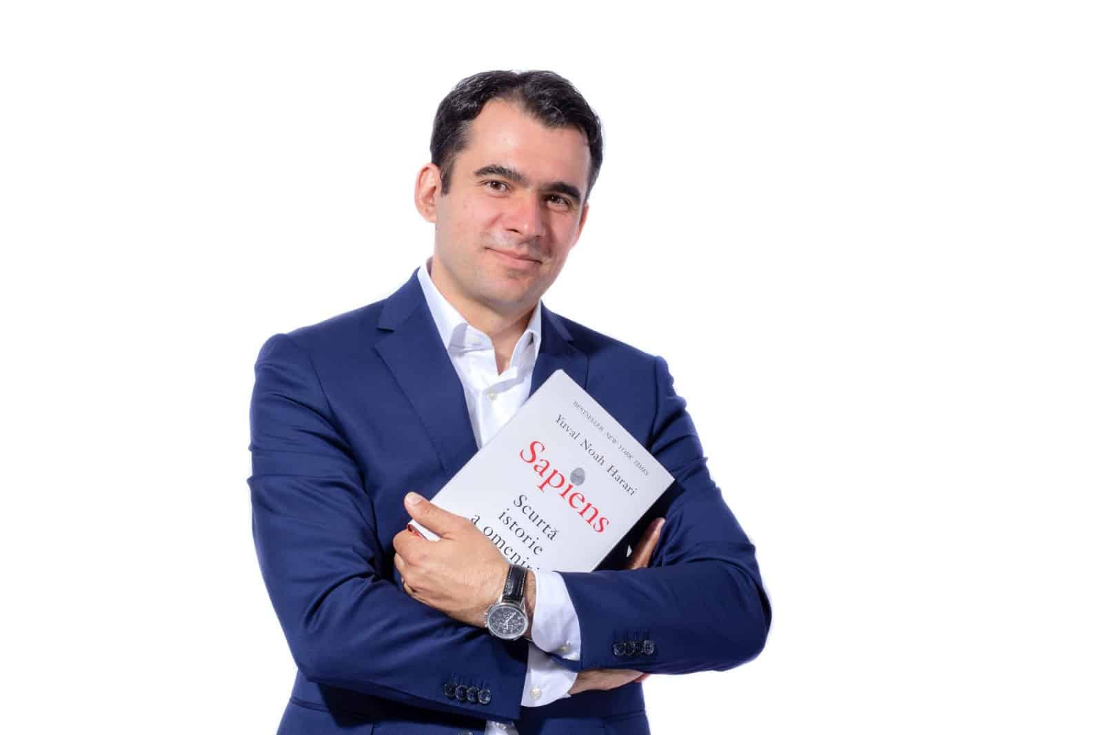 Stefan Palarie_candidat USR Plus