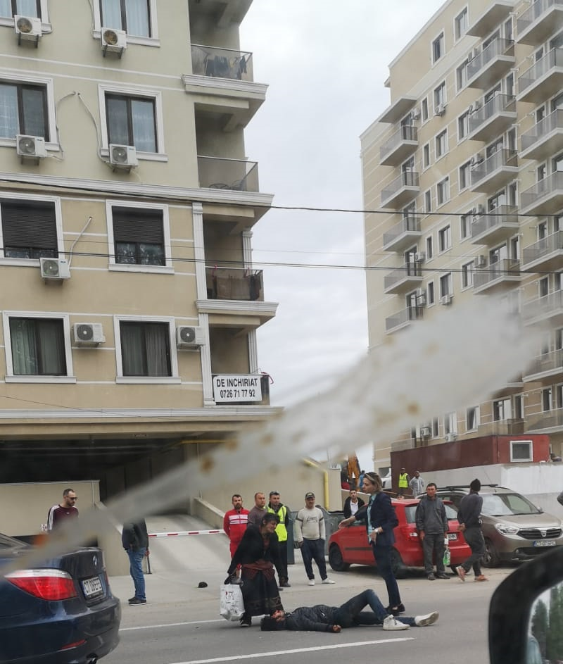 accident in mamaia