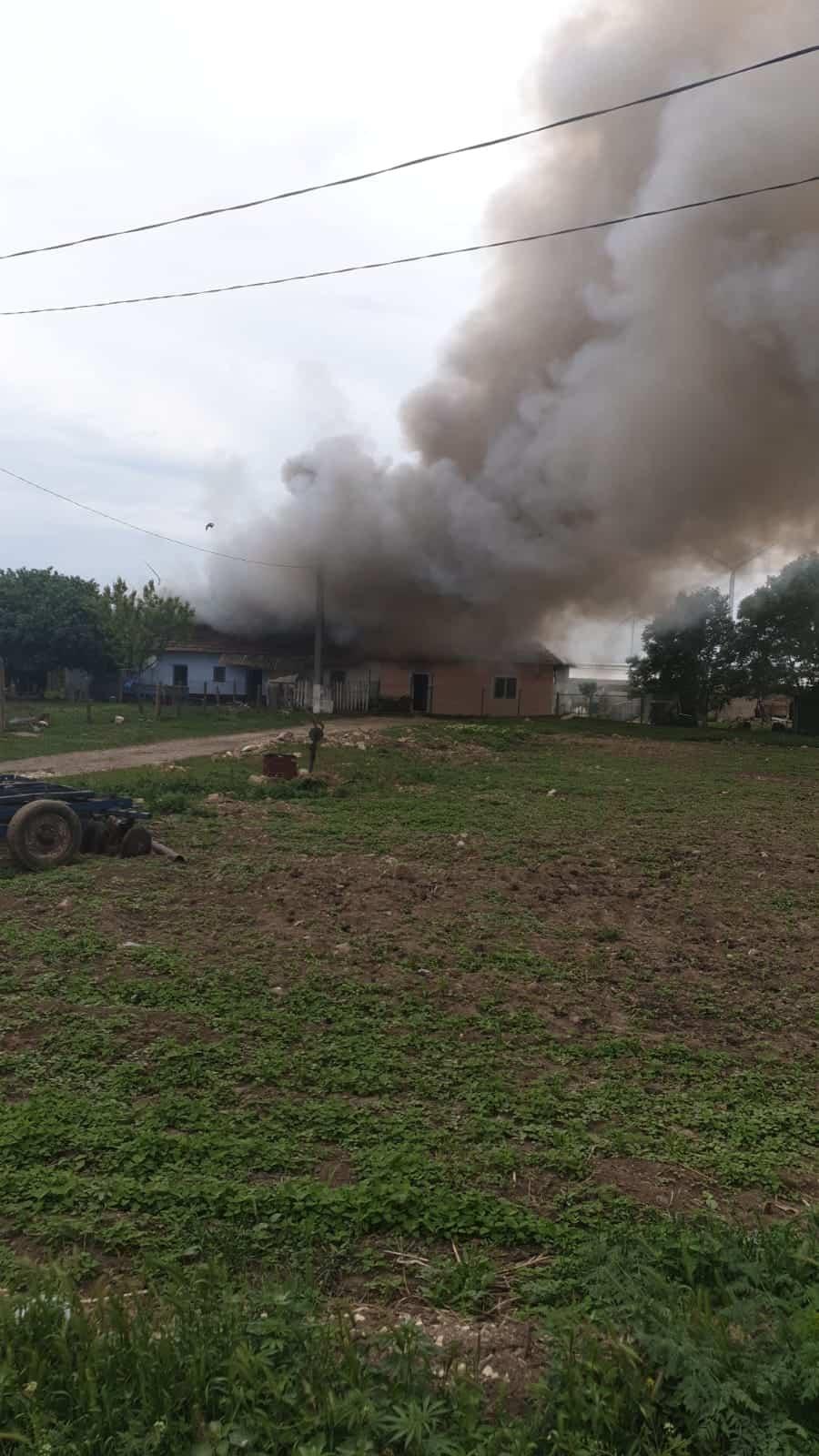 incendiu Dorobantu