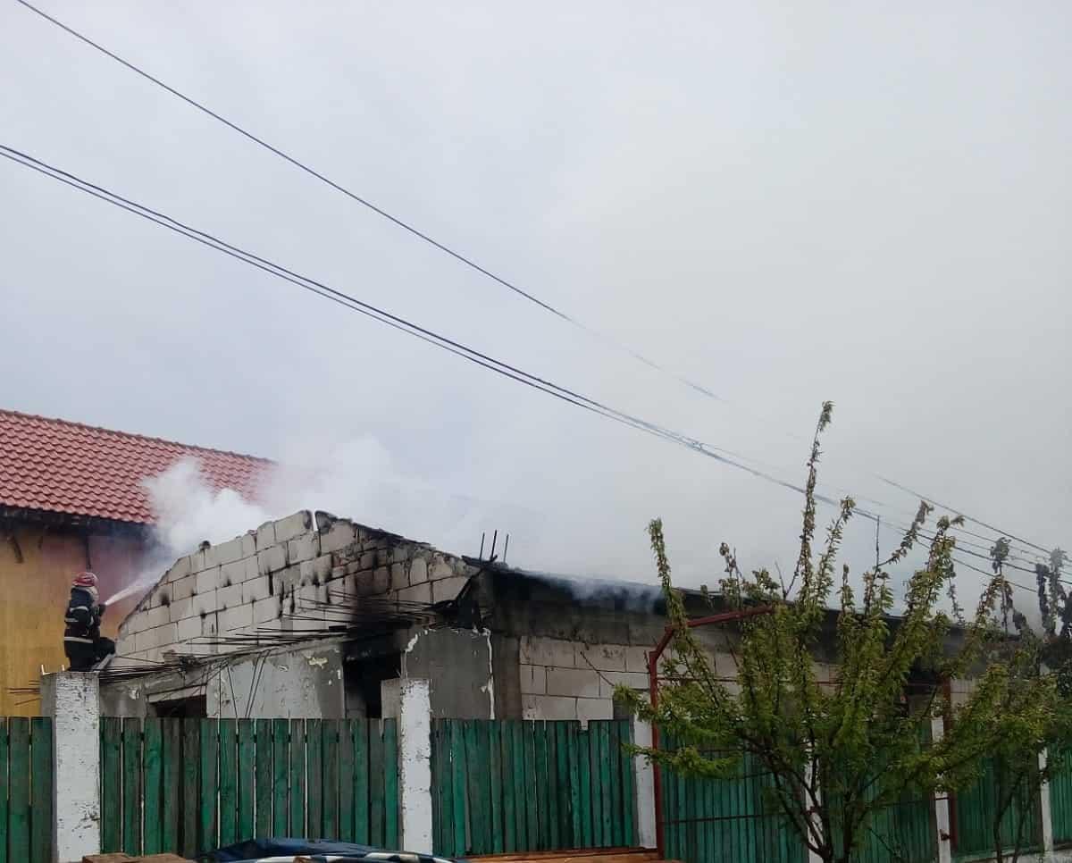 incendiu mangalia