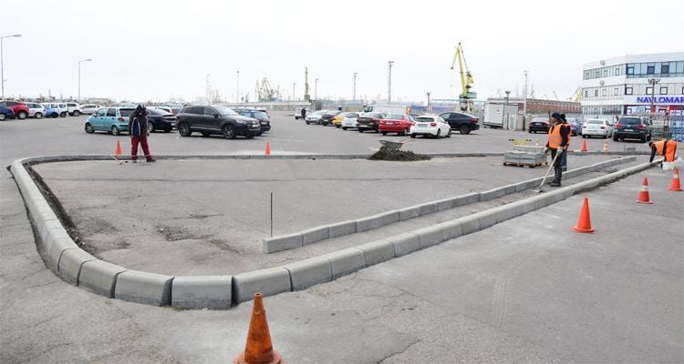 parcare poarta 1