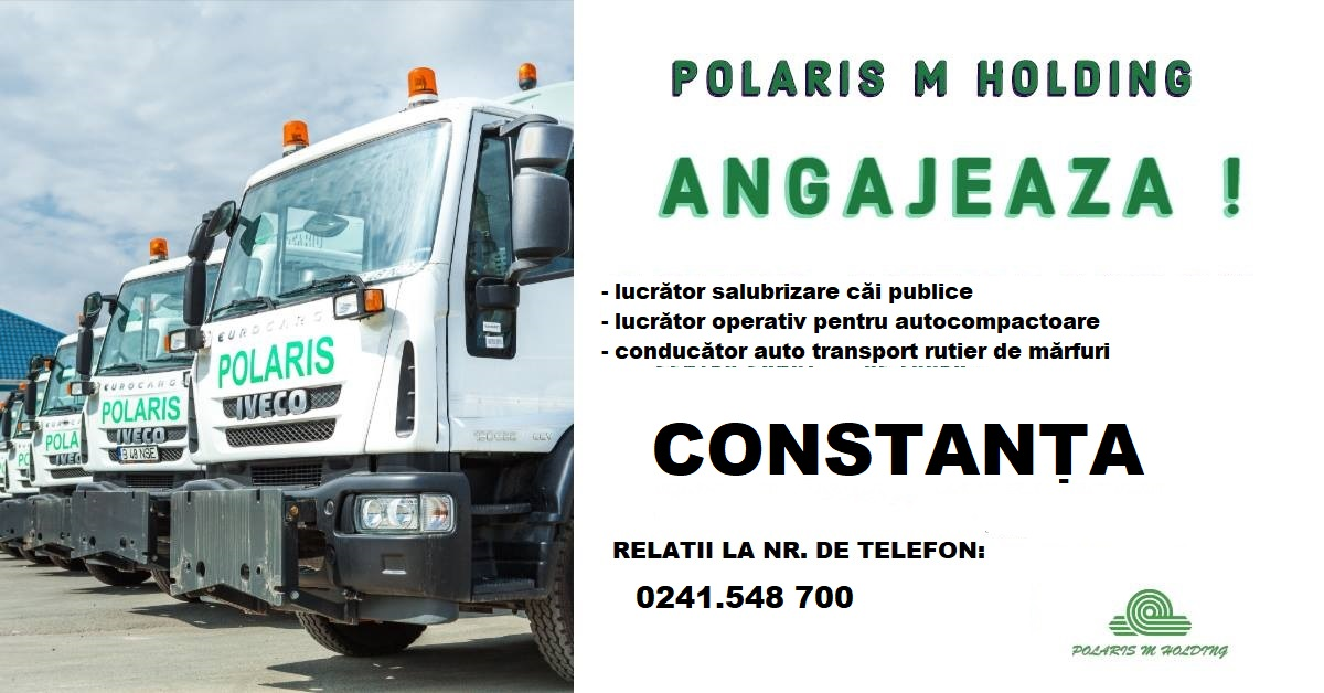 Angajare Polaris