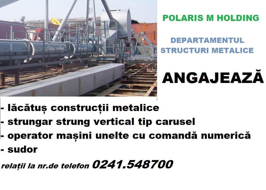 Polaris Angajeaza